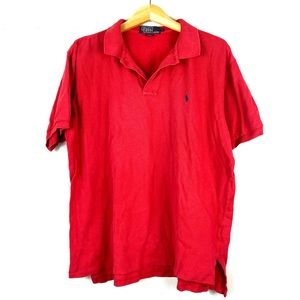 Red Polo By Ralph Lauren Polo L